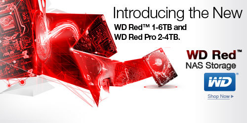 Introducing the New WD Red NAS Storage
