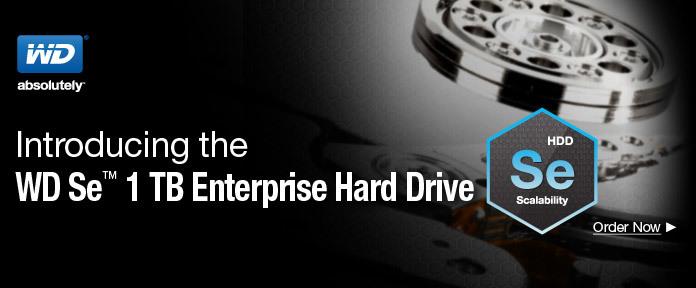WD 1 TB Enterprise Hard Drive