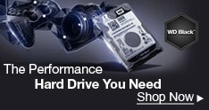The Performance Hard Drive You Need