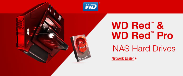 WD Red & WD Red Pro