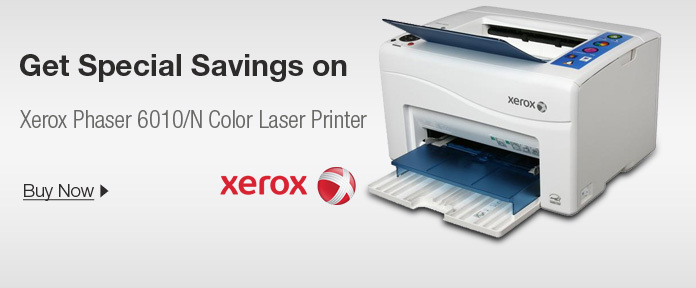 Special Savings on Xerox Phaser 6010/N Printer