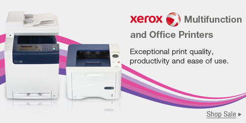 Xerox Multifunction and Office Printers