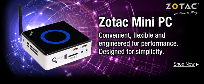 Zotac Mini PC